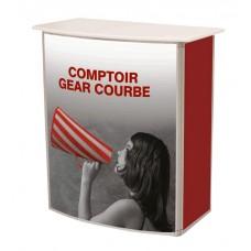 Comptoir Gear courbe