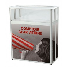 Comptoir Gear vitrine