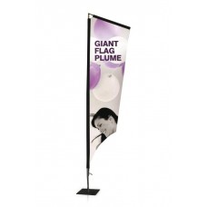 Giant Flag Plume