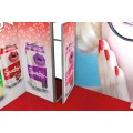 Stand Vector 18 m²