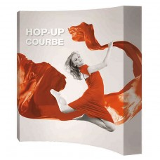 Stand parapluie Hop-up courbe