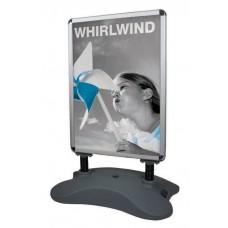 Stop-trottoir Whirlwind
