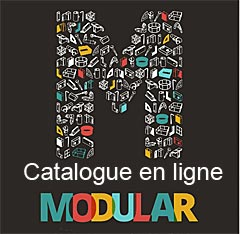 catalogue modular
