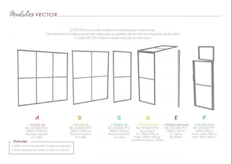 Modules Vector